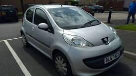 Peugeot 107 1.0 Urban petrol. £2395 Only 36,000miles, 12 Months MOT