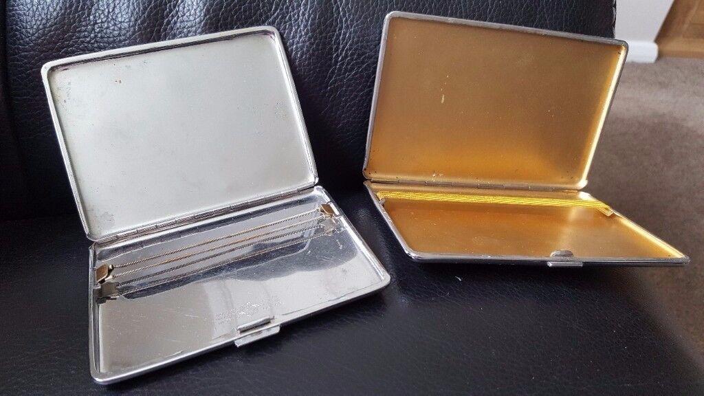 Vintage Ciagarette Cases