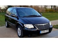 Chrysler Voyager 2.4 SE 5dr£1,995 HPI CLEAR+LPG CONVERSION+MINT!