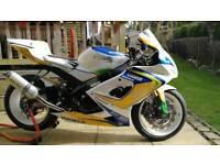 SUZUKI GSXR 1000 K5 Track bike