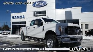 2017 Ford F-250 *NEW* CREW CAB XL *VALUE PACKAGE* 4X4 6.2L V8 GA