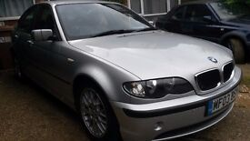 BMW 320i 2003 Low Mileage Long MOT