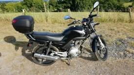 Yamaha YBR125 2009 excellent condition