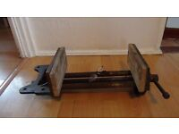 Woden 189 B No 2 Woodworking Vice 13""