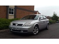 VAUXHALL VECTRA CLUB CDTI++1.9 DIESEL MANUAL++12 MONTHS MOT++NEW TOW BAR FITTED++F/S/H++