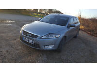 ford Mondeo Titanium X Turnier IV 2.2 (175Hp) tdci estate 2008/58 plate with 201k and a 09.2018 mot
