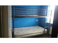 Ikea single bunk bed