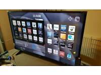 "40"" ultra 4k smart led tv"