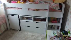 Cabin Bed & Mattress ( Brand New & Boxed )