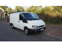 2006 Ford Transit 2.0 TDI 300 Panel Van 4dr (SWB) 1+Owner+From+New+No+VAT+To+Pay @07445775115