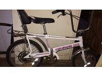Raleigh chopper mark 3s