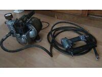 BEN patent air compressor +air nailer