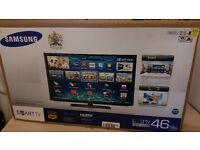 """Samsung 46"""" UE46EH5300 Full HD Smart LED Backlit TV"""