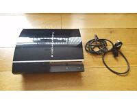 PS3, 4 controllers, Mic, Keyboard and 17 games