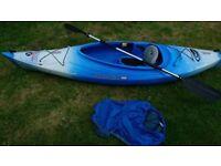 perception sundance kayak