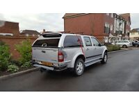 Isuzu Rodeo Rear Canopy Trucktop (JUST THE REAR CANOPY NOT THE CAR) + Open to offers +