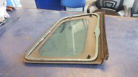 2006 FORD FUSION REAR LEFT PASSENGER NEAR SIDE NSR QUARTER GLASS DOOR WINDOW LTN £40