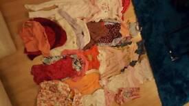 18-24 month girls clothes bundle