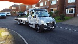 61 REG VAUXHALL MOVANO 2.3 CDTI 125 RECOVERY TRUCK ONE OFF SHOW TRUCK CAR TRANSPORTER NEW BUILD L@@K