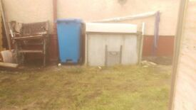 coal bunker Free to who ever wants it