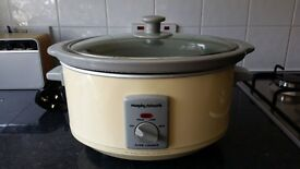Morphy Richards Slow Cooker Never Used