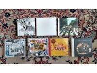 Beatles CDs (Remasters/Anthology etc)