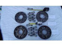 Spacing kit 4x108 Citroen,Peugeot
