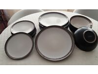 Dining plates and dishes