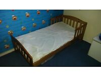 wooden toddler bed must be able to collect