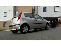 Fiat Punto 1.1L Petrol Manuel Gearbox. Cheap Tax And Insurance - Bargain Price Low Miles
