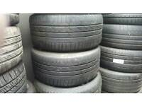 2x 255 35 18 Bridgestone Potenza RUN FLAT