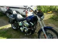 Harley Davidson fxstc softail 2007