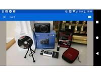 Canon camera compact 20 40 zoom full hd video