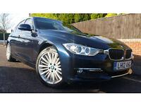 Bmw 320d f30 Luxury (road tax £30p/a)