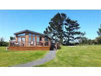 Luxury Lodge for sale in Saundersfoot