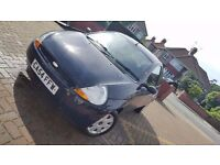 2005 1.3 Ford Ka , 50k Mileage, MOT Till December, Sound System, Cheap Low mileage Not micra clio