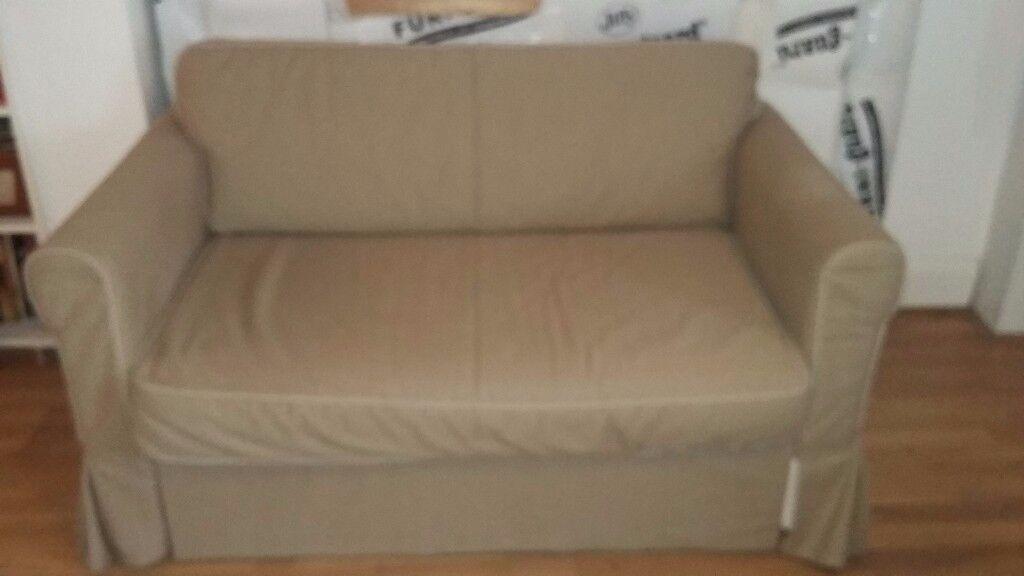 Wonderbaarlijk Ikea Hagalund 2 seater sofa bed in great condition | in Barnet BT-13