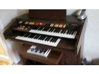 JVC Organ