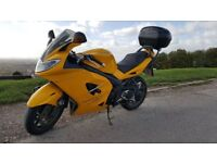 2005 Triumph Sprint ST 1050 non-ABS model £2250