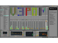ABLETON LIVE SUITE 9.62 for PC.MAC: