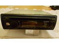 SONY XPLOD MP3 USB 20£