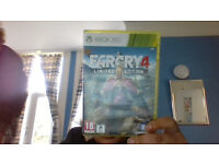 Far Cry 4 - Limited Edition (Xbox 360) Used