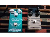 Lovepedal OD11 overdrive pedal - good condition