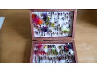 Qty of flies for fly fishing