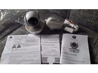 Motorola Focus 85 WIFI Video Baby Safety Monitor