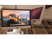 "Apple Imac 27"" i5 2.7 GHz QUAD CORE + 1TB, 8GB ram, Logic Pro, Final Cut, Microsoft. Computer"