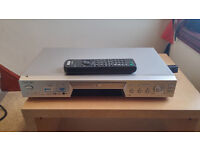 Silver Sony DVD Player with Remote (DVP-NS4000) - Excellent Working Condition