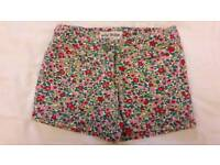 Mini Boden Shorts 7 yrs