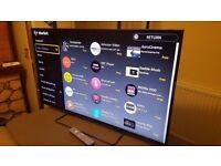 Panasonic 55-inch Smart 4K ULTRA HD LED TV-TX-55CX680,built in Wifi,Freeview HD,Netflix
