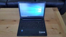 Like New Lenovo B50-50 15.6 Inch Intel Core i5-5200U 4GB 500GB + 8GB SSD DVD-RW Windows 10 Laptop